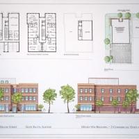 487 Duane Street: Presentation Board