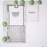 487 Duane Street: Site Plan