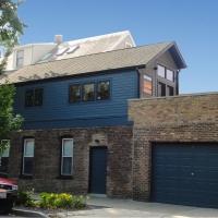 Bucktown renovation exterior view