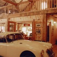 Car Barn: Main office