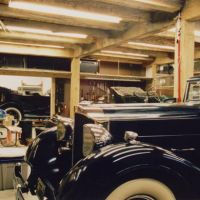 Car Barn: Lower level workspace