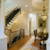 Chicago Greystone: Staircase