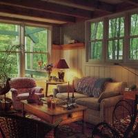 Dot House: Living Room