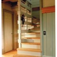 Dot House: Staircase