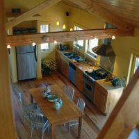 Duck Lake House : Kitchen