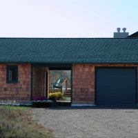 Duck Lake House : Garage