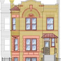 Green and Historic: Design elevation