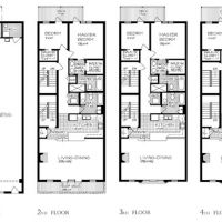Lincoln Avenue, Chicago: Floor plans