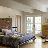 Lincoln Park Rehab: Master bedroom