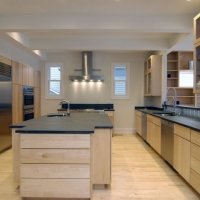Lincoln Park Rehab: kitchen