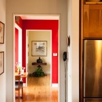 Teal House: Hallway
