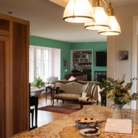 Teal House: Kitchen