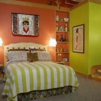 Urban Loft: Bedroom