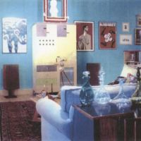 Urban Loft: Living room